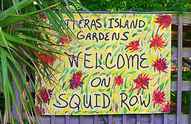 Island humor