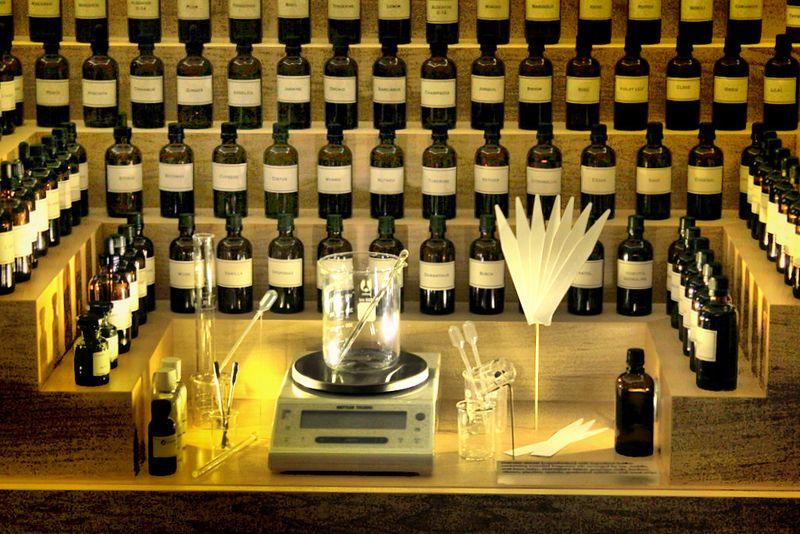 Perfume kit