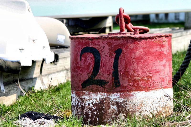 #21 buoy