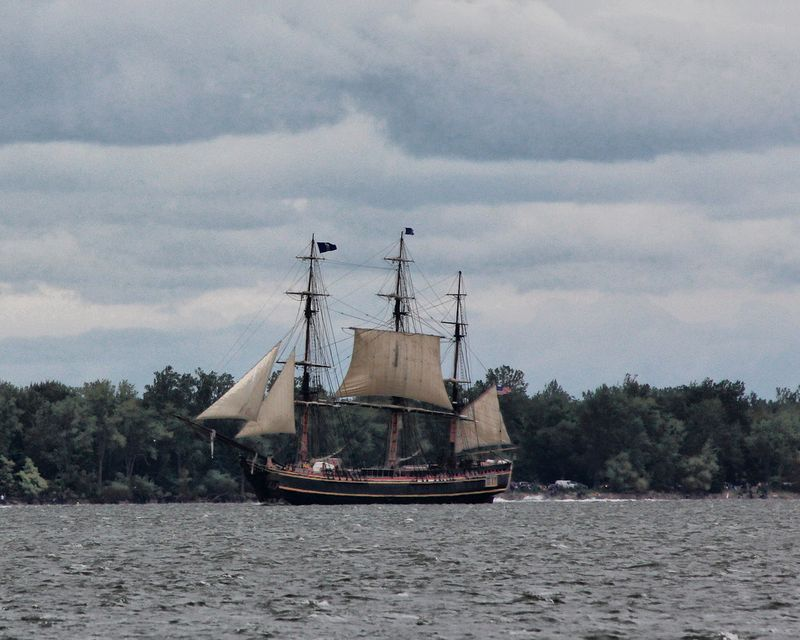 Tall ship festival erie